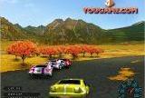 3D Automobilių lenktynės Delux