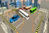 Simulador de autobuses turísticos americanos