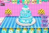 Anna Birthday Cake Contest