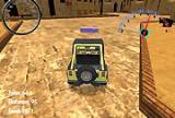 Arabčina Jeep Parkovanie