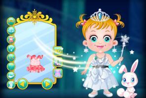 Baby Hazel Ice Princess Dressu