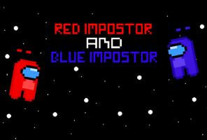 Blue and Red İmpostor