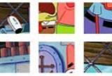Bob esponja puzzle 15