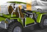 Buggy traku
