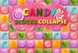 Bloques de doces colapsan