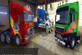 Cargo Truck: Euro American Tou