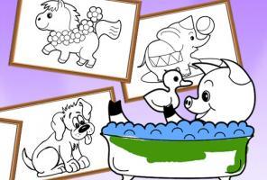 Cartoon Coloring for Kids Anim
