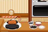 Cooking Frenzy: Panda Cake