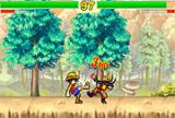 Creetor Animation Fighting: Lu