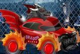 Dragon pilotua auto