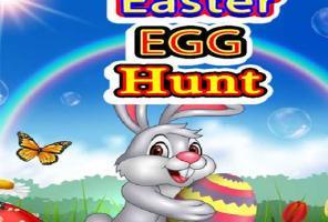 Velykinių kiaušinių ieškojimas