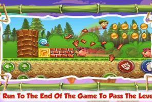 Eddie Adventure Game 2D
