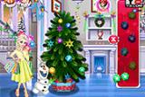 Elsa Holidays Shopping