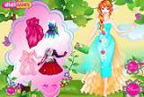 Flower Inspired Dresses