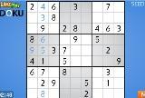 Zabava Sudoku igranja