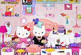 Hello Kitty Wedding Party Clea