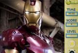Iron man našli abeced