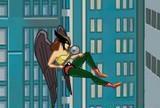 Justizia League Prestakuntza Academy Hawkgirl