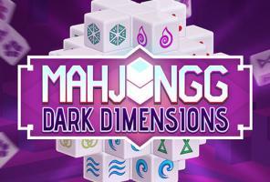 Mahjongg Dark Dimensions Tripl