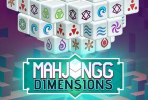 Mahjongg Dimensions 350 second