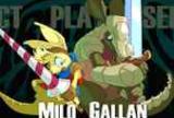 Milo och galant