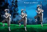 Naruto Shadow Clone Batalha