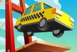 Carreira de coches novos Xogo Bridge 202