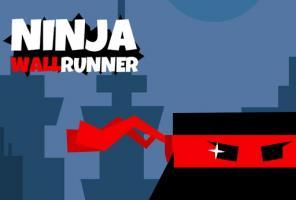 Ninja stenski tekač