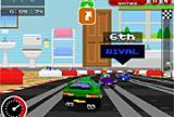 Retro Racers 3 D