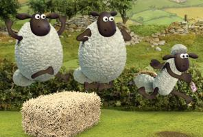 Shaun The Sheep Alien Athletic