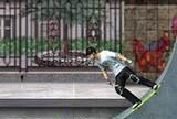 Skate board hiria