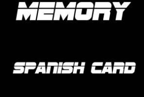 स्पैनिश कार्ड