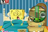 Sponge Bob Heart Surgery