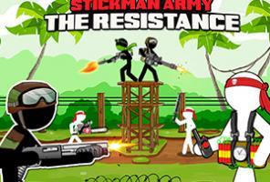 स्टिकमैन आर्मी: द रेजिस्टेंस