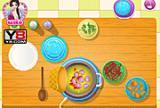 Sweety Rapunzel Maisto gaminimas Chicke