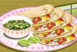 Tacos de pescado cocina con sara
