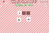 Kas yra žodis? Kalėdų leidimas